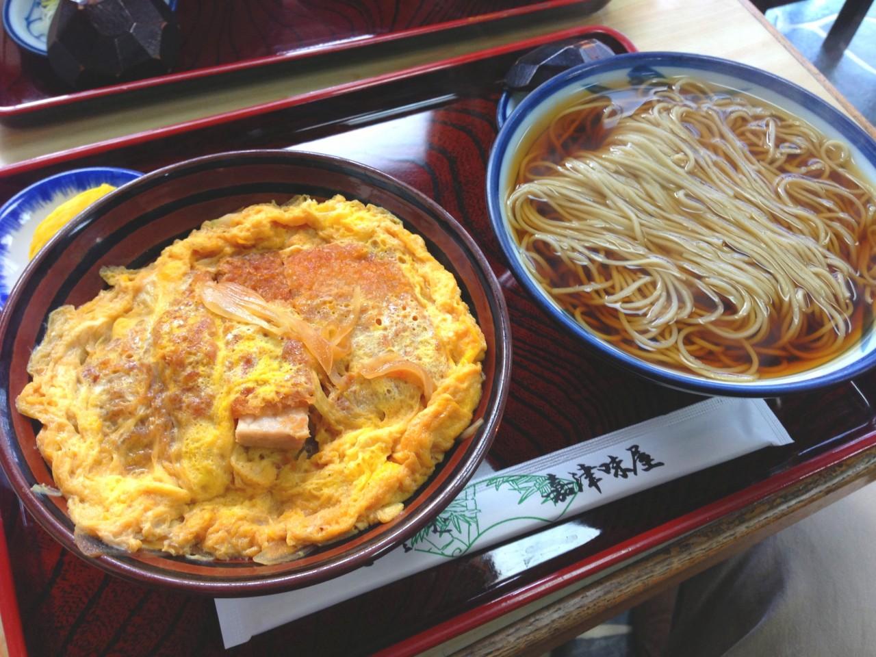蕎麦処・嘉津味屋 (打越店)