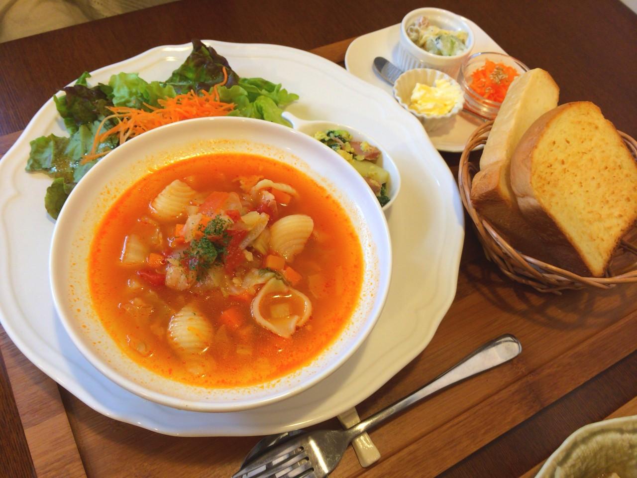 Merci Cafe (メルシーカフェ)